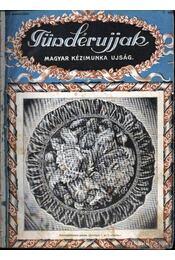 Tündérujjak 1925, 1926, 1927 - Régikönyvek