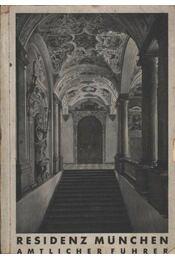 Residenz München - Amteicher fuhrer - Régikönyvek
