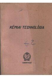 Kémiai technológia - Régikönyvek