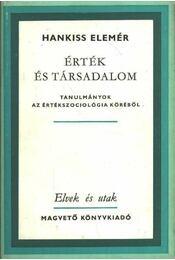 Érték és társadalom - Régikönyvek