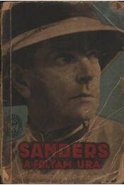 Sanders a folyam ura - Régikönyvek