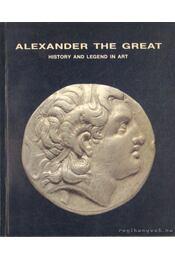 Alexander the great (angol-nyelvű) - Régikönyvek