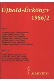 Újhold-Évkönyv 1986/2. - Régikönyvek