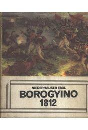 Borogyino 1812 - Régikönyvek