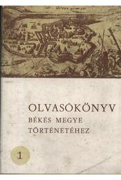 Olvasókönyv Békés Megye történetéhez 1. - Régikönyvek