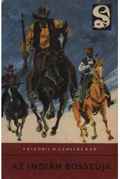 Az indián bosszúja - Régikönyvek
