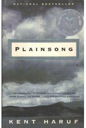 Plainsong - Régikönyvek