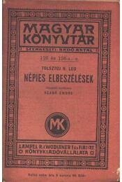 Népies elbeszélések - Régikönyvek