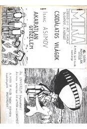 MIRA 12. szám - Régikönyvek