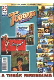 Tudorka és Barátai 25. - Régikönyvek