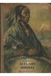 Az utolsó mohikán - Régikönyvek