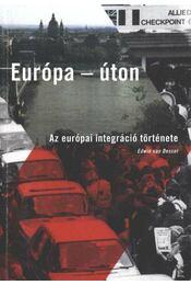 Európa - úton (aláírt) - Régikönyvek