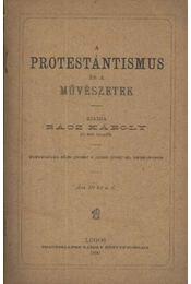 A protestantizmus és a művészetek - Régikönyvek