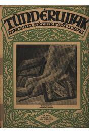 Tündérujjak 1931. március VII. évf. 3. szám - Régikönyvek