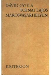 Tolnai Lajos Marosvásárhelyen - Régikönyvek