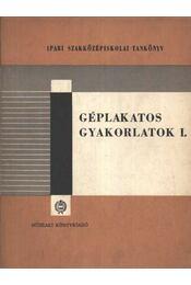 Géplakatos gyakorlatok I-II. kötet - Régikönyvek