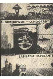 Babiladu esperante! - Régikönyvek