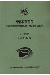 Tenkes 1999-2001 3. szám - Régikönyvek