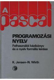 A Pascal programozási nyelv - Régikönyvek