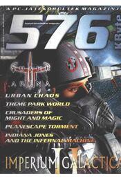 576 KByte 2000. január 1. szám - Régikönyvek