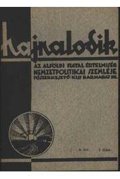 Hajnalodik 1940. május. - Régikönyvek