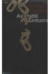 Así habló Zaratustra - Régikönyvek