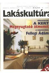 Lakáskultúra 1998/5. május - Régikönyvek