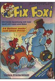 Fix und Foxi 4/1985 - Régikönyvek
