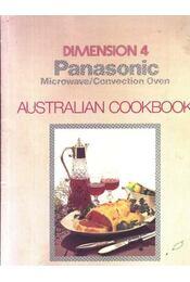 Australian cookbook - Régikönyvek