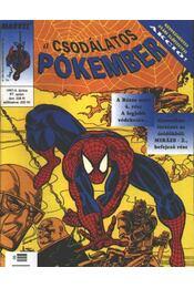 A Csodálatos Pókember 1997/6. június 97. szám - Régikönyvek