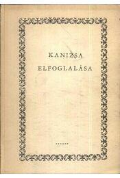 Kanizsa elfoglalása - Régikönyvek