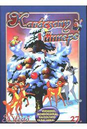 Karácsony ünnepe - Régikönyvek