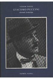 Giacomo Puccini - Régikönyvek