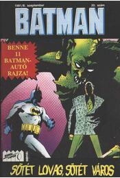 Batman 1991/8. szeptember 20. szám - Régikönyvek