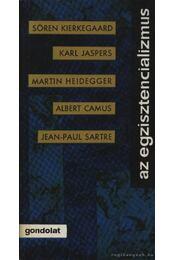 Az egzisztencializmus - Régikönyvek