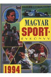 Magyar Sportévkönyv 1994. - Régikönyvek