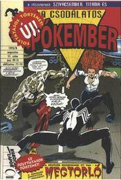 A Csodálatos Pókember 1993/8. 51. szám - Régikönyvek