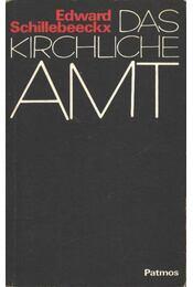 Das kirchliche Amt - Régikönyvek