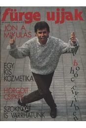 Fürge ujjak 1993. XXXVII. évfolyam (teljes) - Régikönyvek