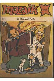 A tűzvarázs (Mozaik 1990/1.) - Régikönyvek