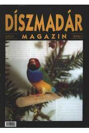 Díszmadár magazin 2002. év (teljes) - Régikönyvek