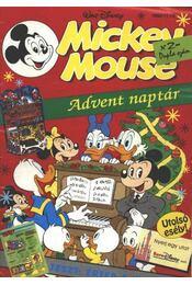 Mickey Mouse 1992/11-12. - Régikönyvek