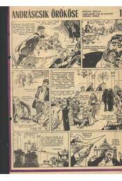 Andráscsik örököse 1977. (6-16.szám 11. rész) - Régikönyvek