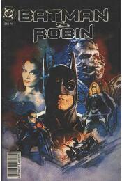 Batman és Robin - Régikönyvek