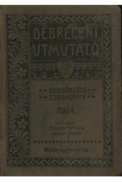 Rendőrségi zsebkönyv 1914. - Régikönyvek