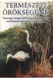Természeti örökségünk - Régikönyvek