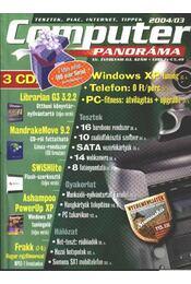 Computer panoráma 2004/03. - Régikönyvek