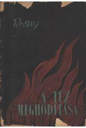 A tűz meghódítása - Régikönyvek