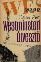 Westminsteri útvesztő - Régikönyvek