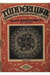 Tündérujjak 1931. október VII. évf. 10. szám - Régikönyvek